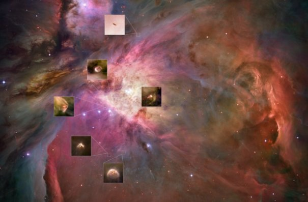 ТОП фото - 30 лучших фотографий телескопа Хаббл - №13