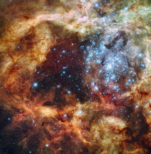 ТОП фото - 30 лучших фотографий телескопа Хаббл - №14