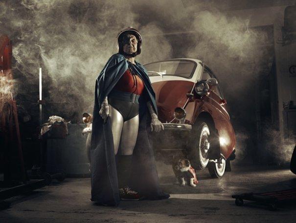Бабушка - супергерой!) - №1