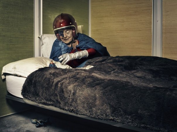 Бабушка - супергерой!) - №2
