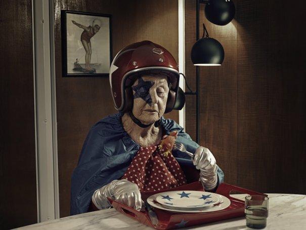 Бабушка - супергерой!) - №4