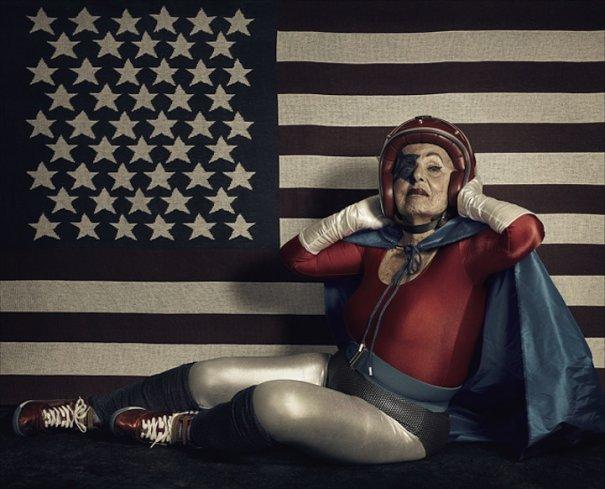 Бабушка - супергерой!) - №5