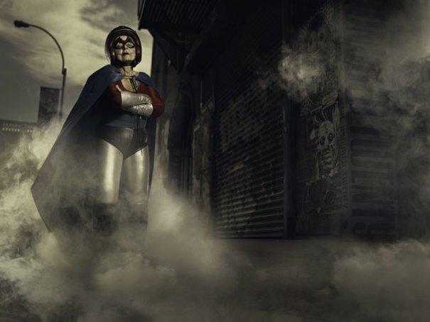 Бабушка - супергерой!) - №6