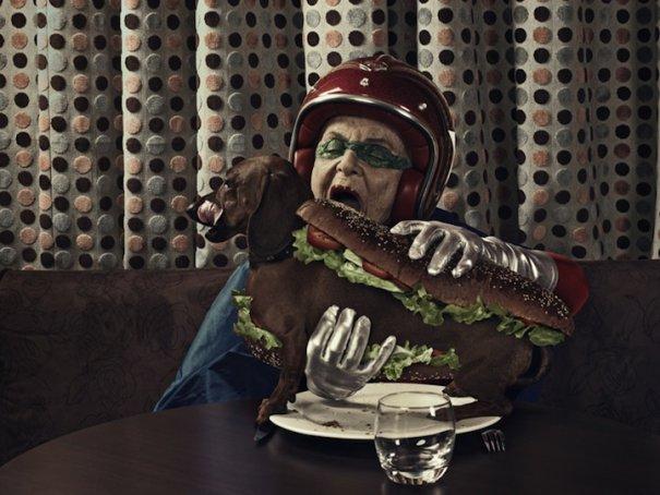 Бабушка - супергерой!) - №13