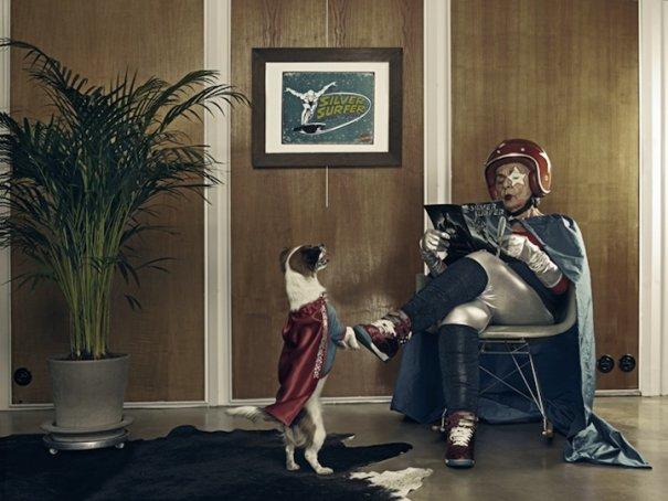 Бабушка - супергерой!) - №14