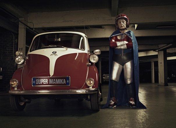 Бабушка - супергерой!) - №16