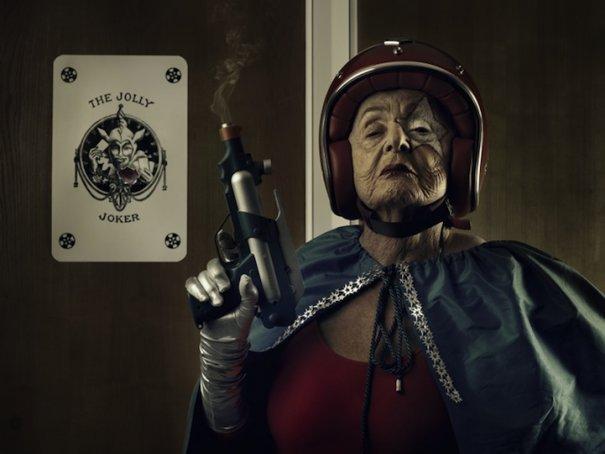 Бабушка - супергерой!) - №18