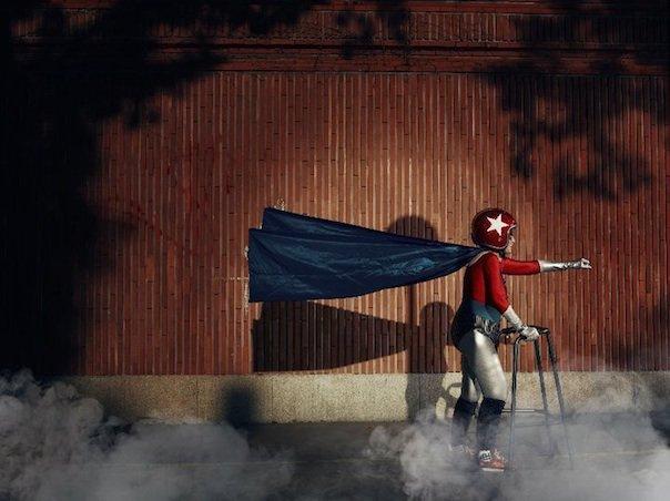 Бабушка - супергерой!) - №19