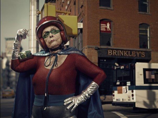 Бабушка - супергерой!) - №20
