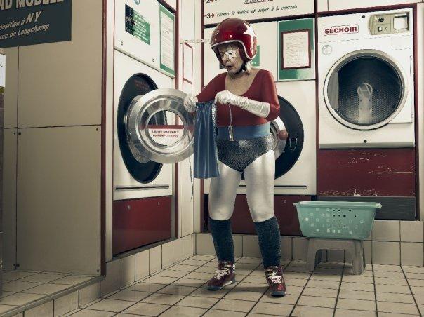 Бабушка - супергерой!) - №22