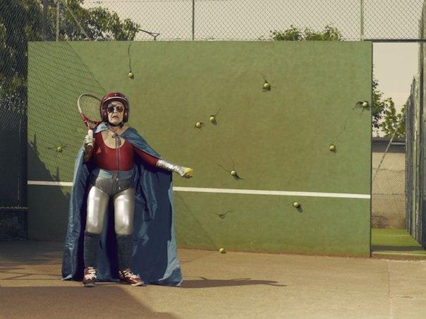 Бабушка - супергерой!) - №25