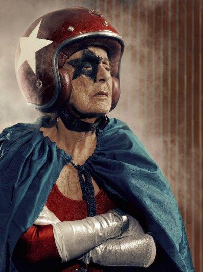 Бабушка - супергерой!) - №26