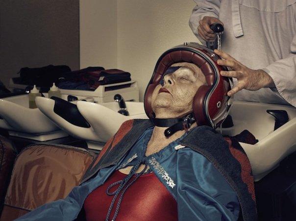 Бабушка - супергерой!) - №27