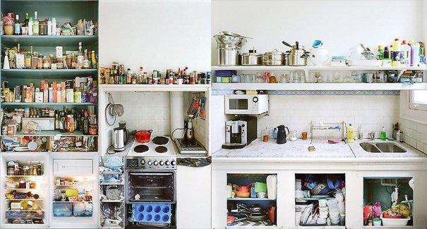 Кухня в разрезе - №4