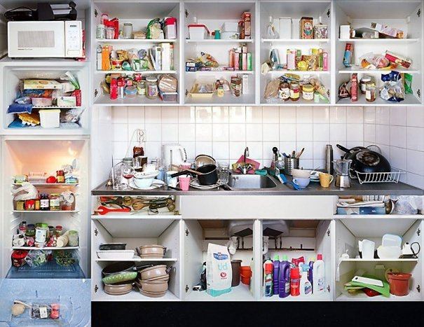Кухня в разрезе - №6