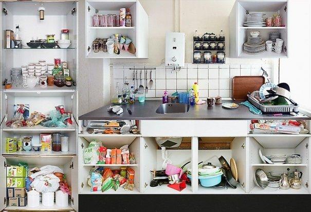 Кухня в разрезе - №8