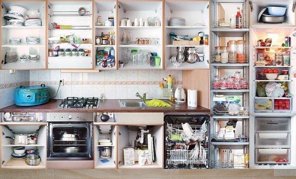 Кухня в разрезе - №9