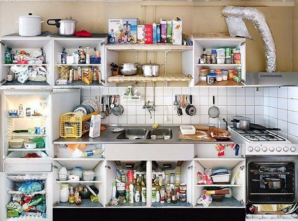 Кухня в разрезе - №10