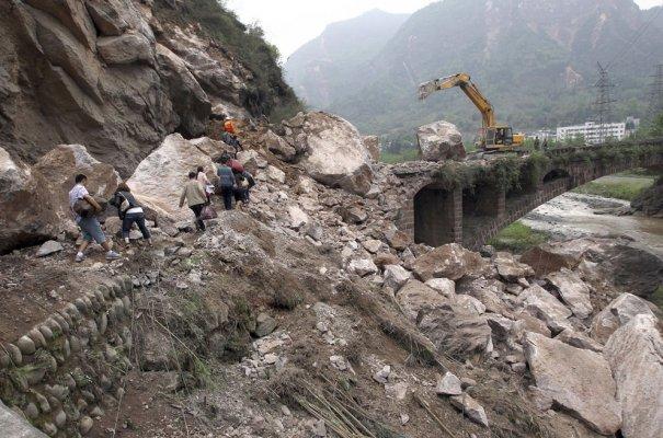Землетрясение в Китае - №2