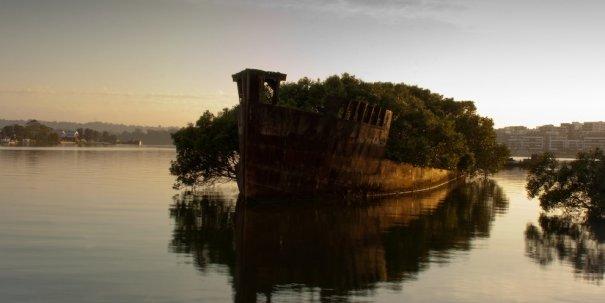 ТОП самых красивых заброшенных мест в мире - №4