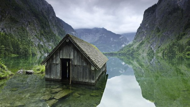 ТОП самых красивых заброшенных мест в мире - №6
