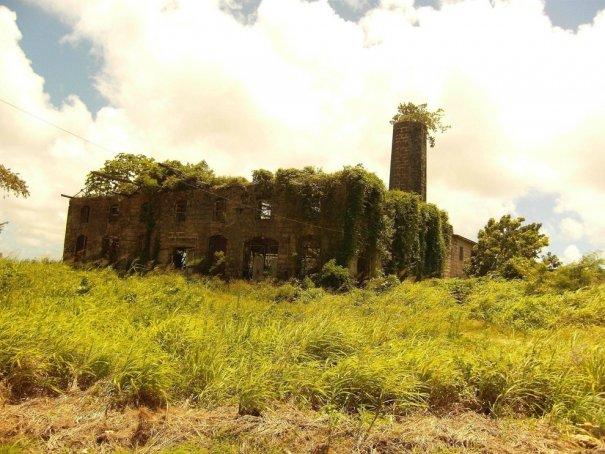 ТОП самых красивых заброшенных мест в мире - №18