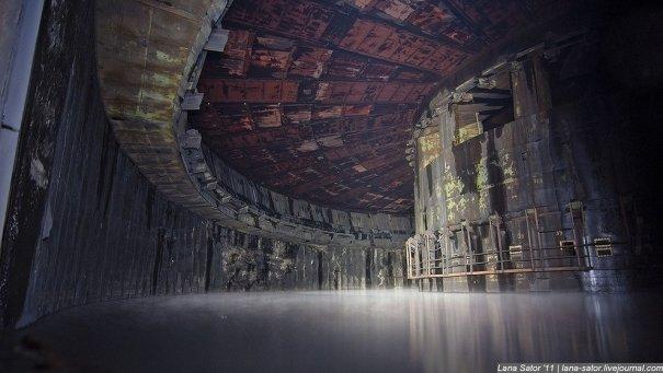 ТОП самых красивых заброшенных мест в мире - №22