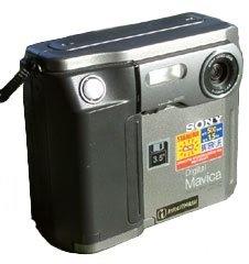 4 Sony Mavica