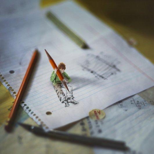 Молодой гений фото искусства - №8