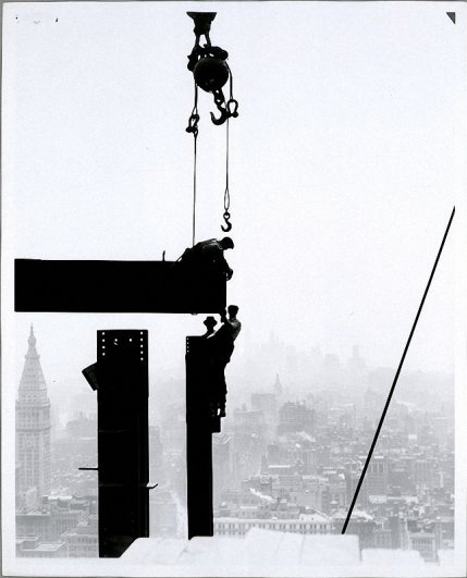 Самые головокружительные фотографии со строительства Нью-Йорка - №3