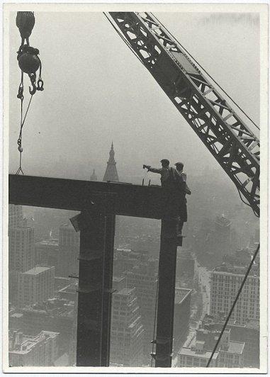 Самые головокружительные фотографии со строительства Нью-Йорка - №4