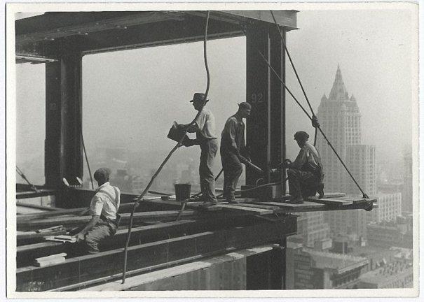Самые головокружительные фотографии со строительства Нью-Йорка - №6