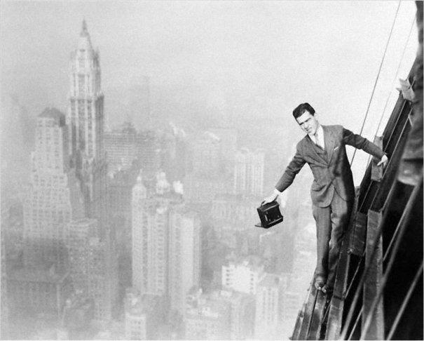 Самые головокружительные фотографии со строительства Нью-Йорка - №10