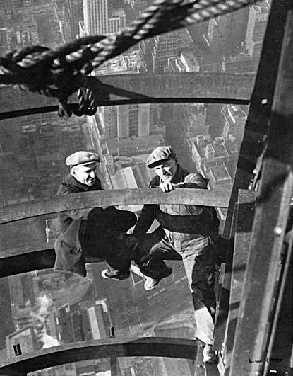 Самые головокружительные фотографии со строительства Нью-Йорка - №11