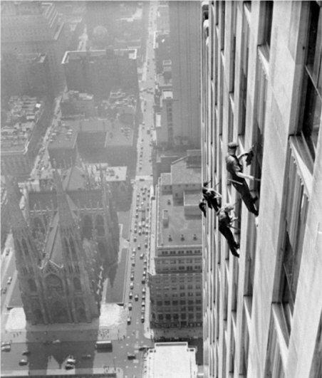 Самые головокружительные фотографии со строительства Нью-Йорка - №12