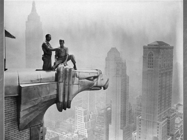 Самые головокружительные фотографии со строительства Нью-Йорка - №13