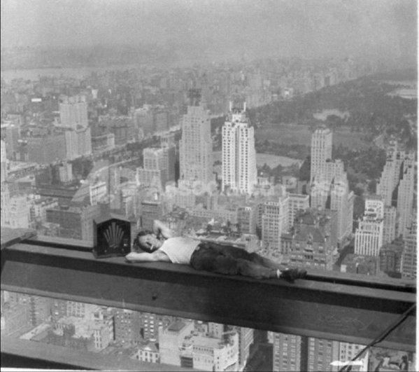 Самые головокружительные фотографии со строительства Нью-Йорка - №18