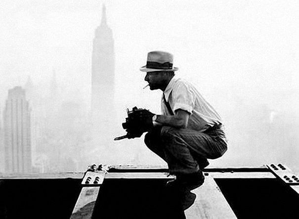 Самые головокружительные фотографии со строительства Нью-Йорка - №19