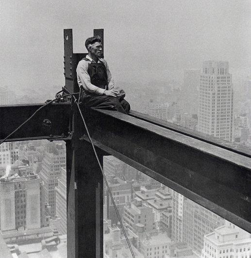 Самые головокружительные фотографии со строительства Нью-Йорка - №20
