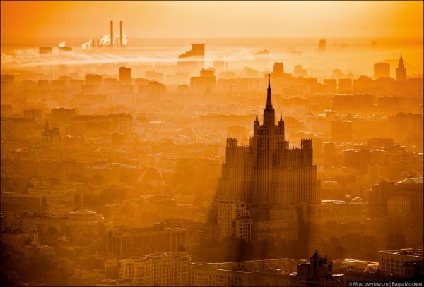 Фотографии красивой Москвы - №1
