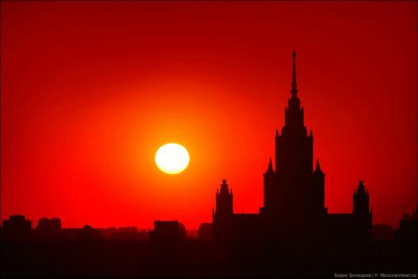 Фотографии красивой Москвы - №2