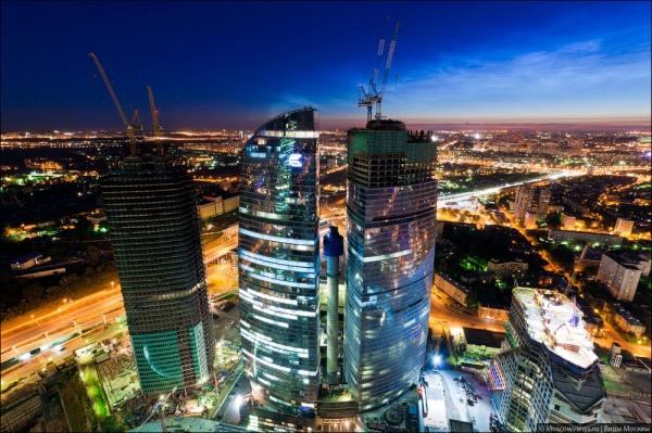 Фотографии красивой Москвы - №4