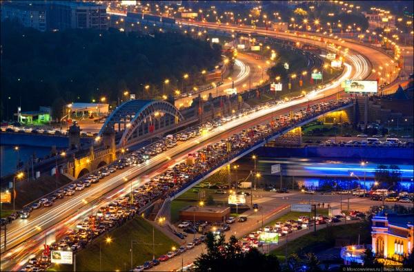 Фотографии красивой Москвы - №5