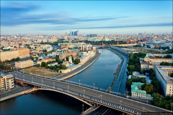 Фотографии красивой Москвы - №6