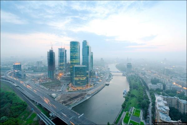 Фотографии красивой Москвы - №8