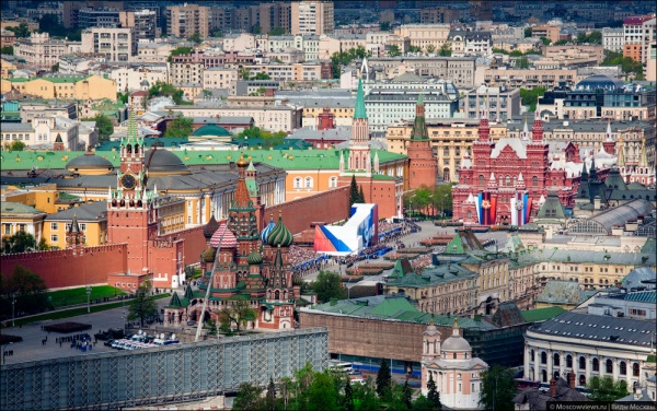 Фотографии красивой Москвы - №9