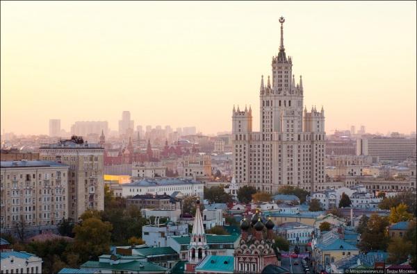 Фотографии красивой Москвы - №12