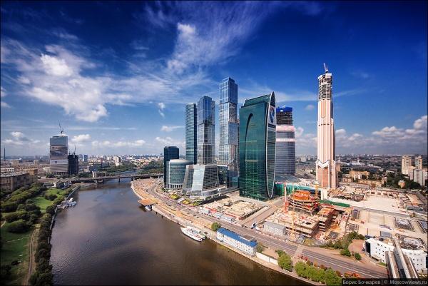 Фотографии красивой Москвы - №14