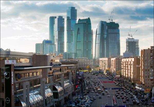 Фотографии красивой Москвы - №15