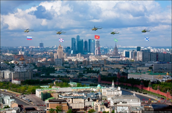 красивые фото Москвы